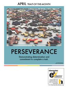 Perseverance_April