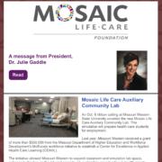 Our October 2020 Newsletter