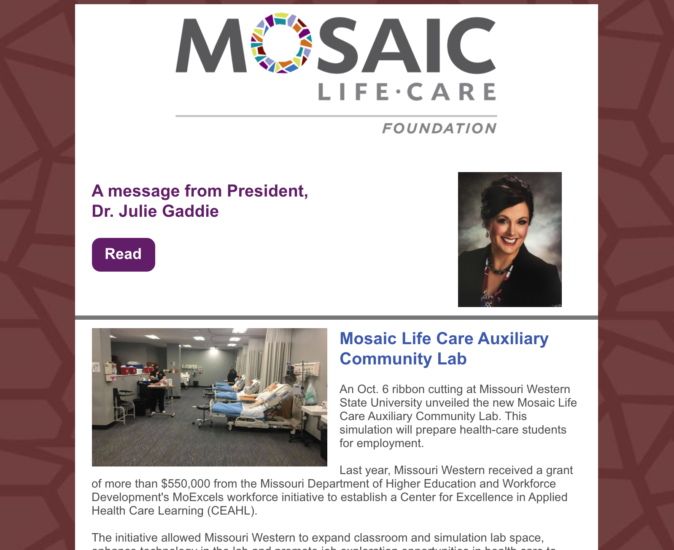 Our October 2020 Newsletter