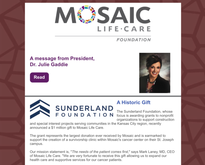 Our November 2020 Newsletter