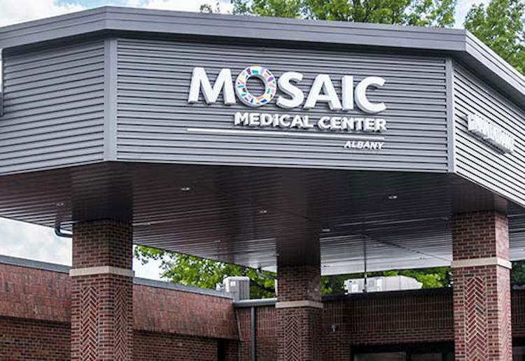 Mosaic Medical Center Albany